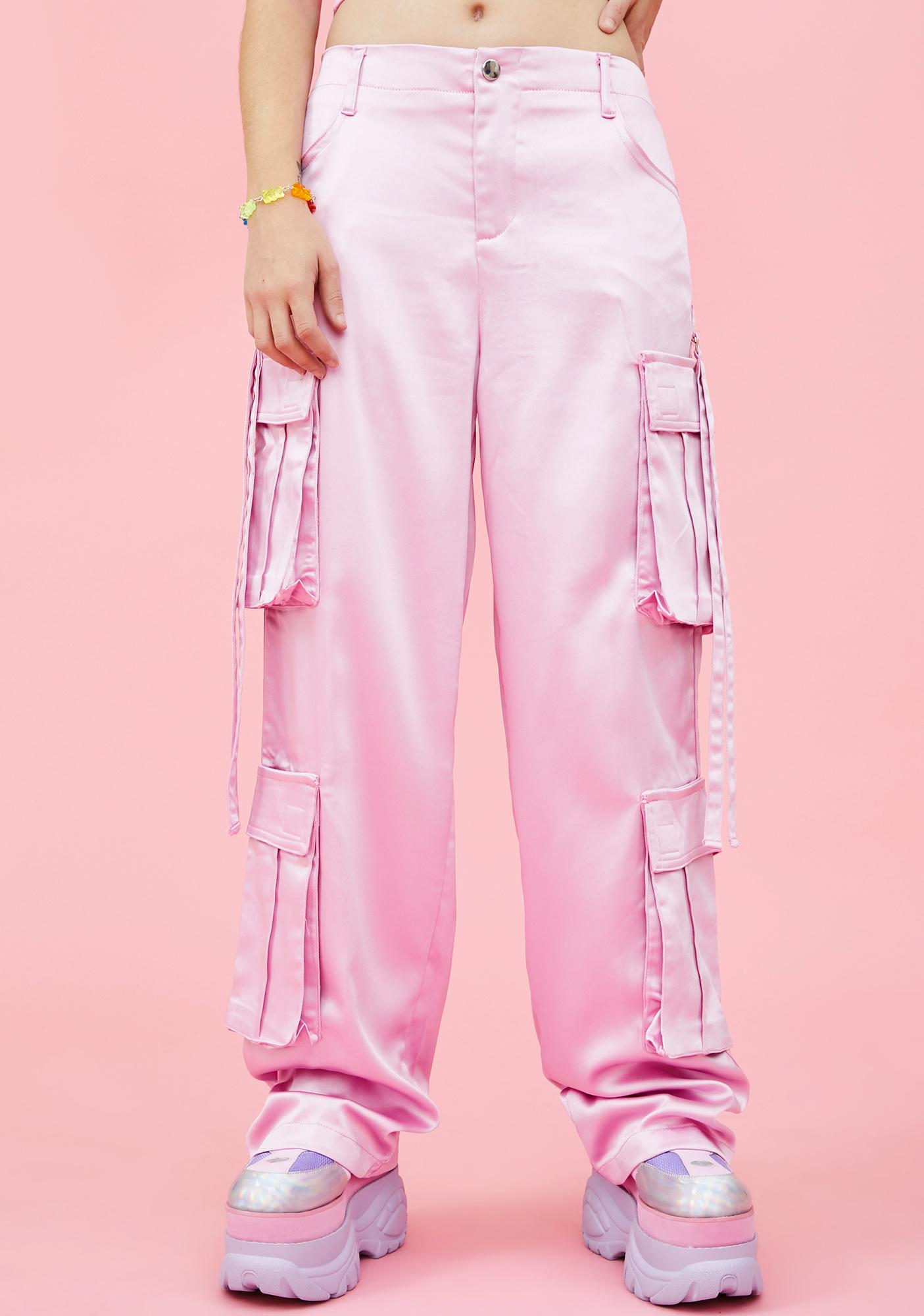 Sugar Thrillz Candy Crushed Cargo Pants