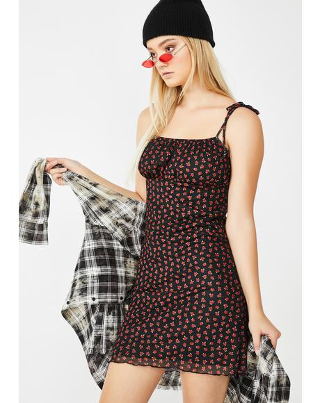 Dotty Rose Kaline Dress