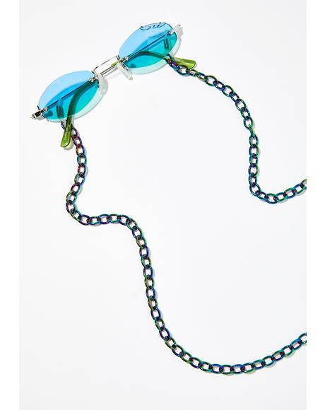 Prismatic Fuel Sunglasses Chain
