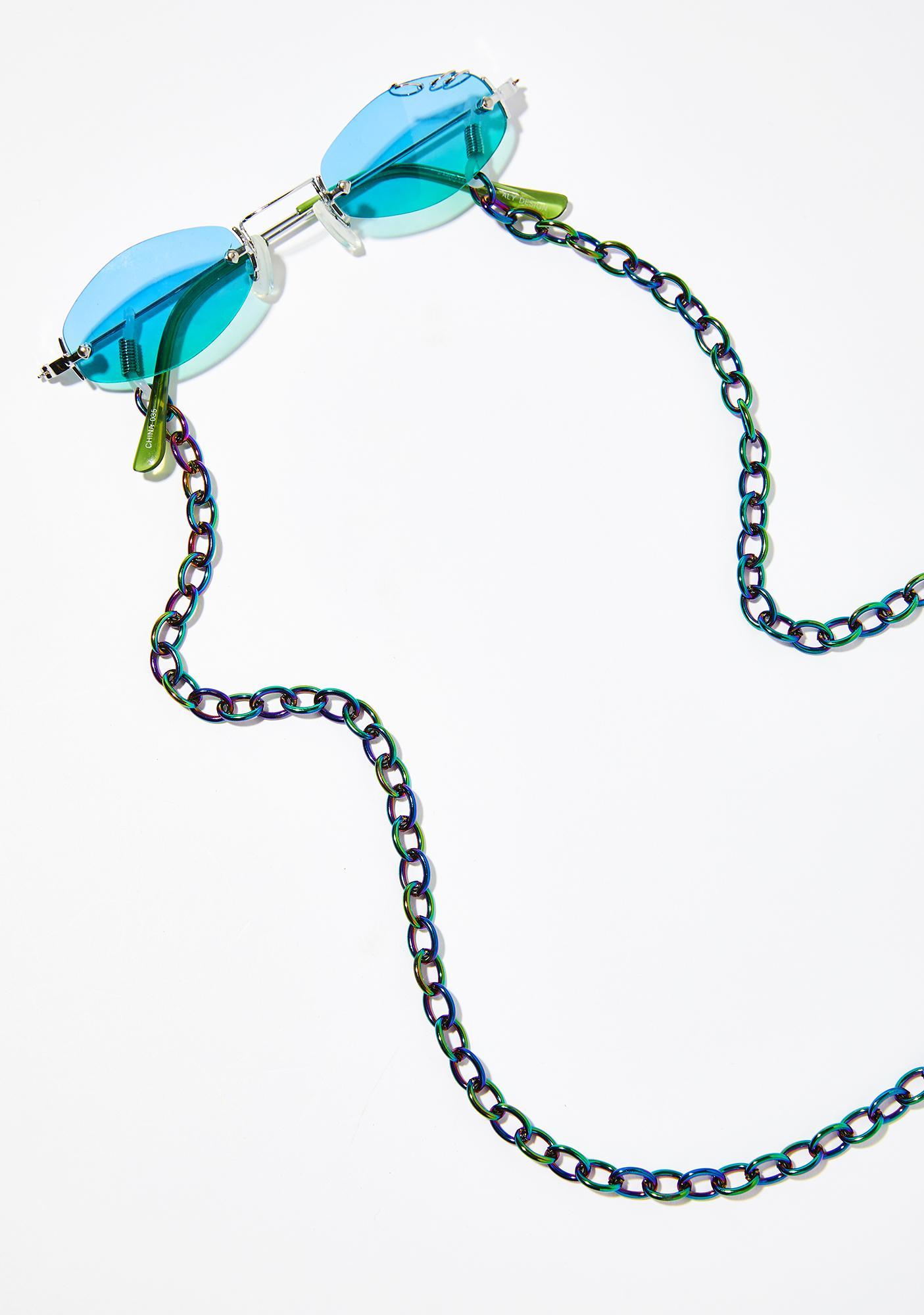 Prismatic Fuel Sunglasses Chain