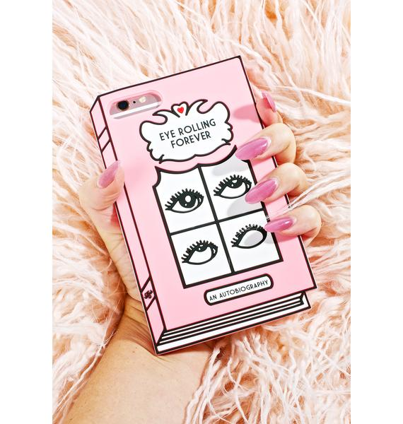 Valfré Eye Rolling 3D iPhone Case