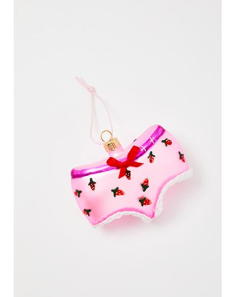 U Up Panties Ornament