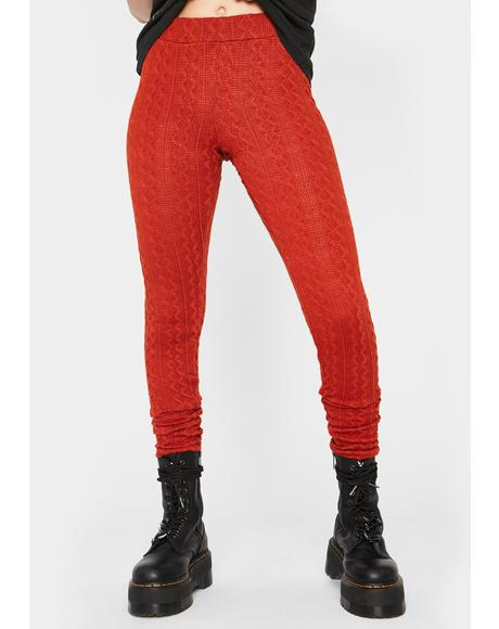 Burn Absolute Awol Sweater Leggings