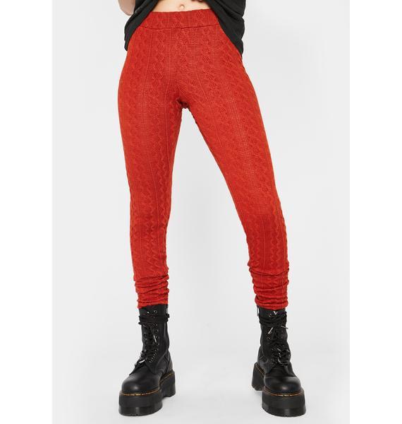 Burn Absolute Awol Sweater Leggings