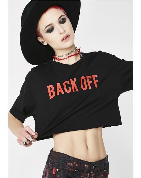 Back Off Tee