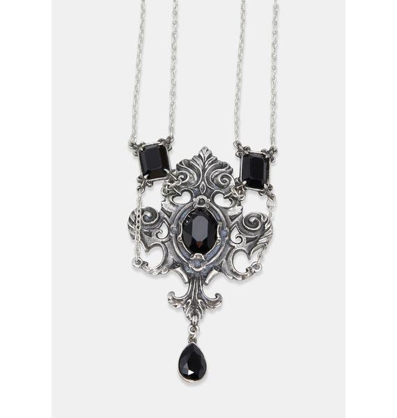 Alchemy England Queen Of The Dark Night Necklace