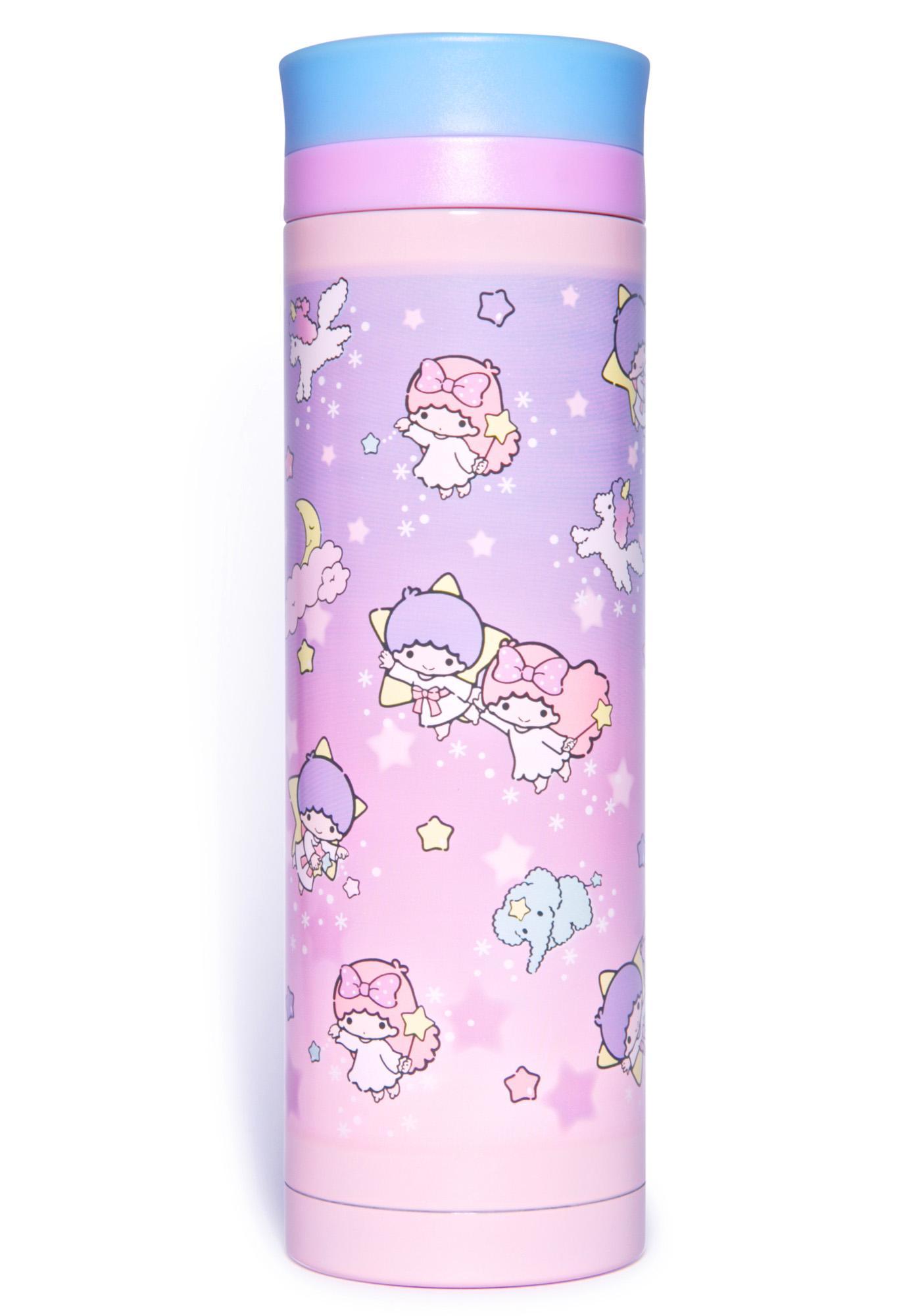 Sanrio Little Twin Stars Ombré Water Bottle