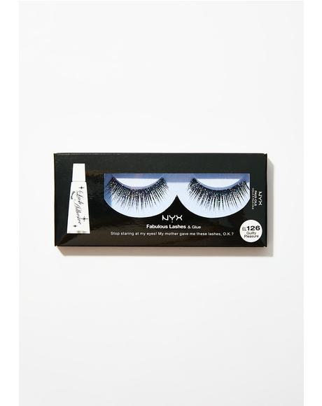 Guilty Pleasure Fabulous Lashes & Glue