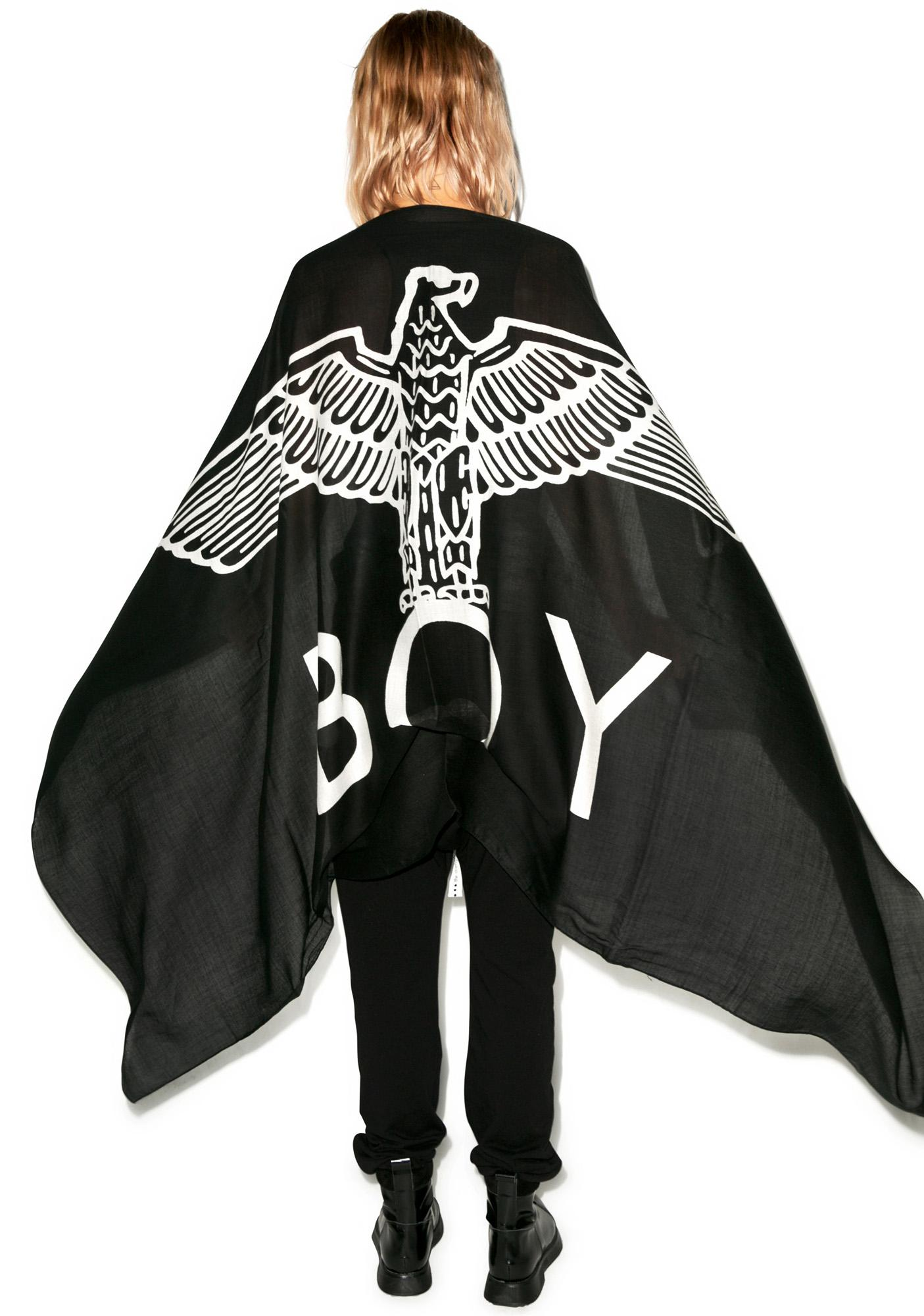 BOY London Eagle Boy Scarf