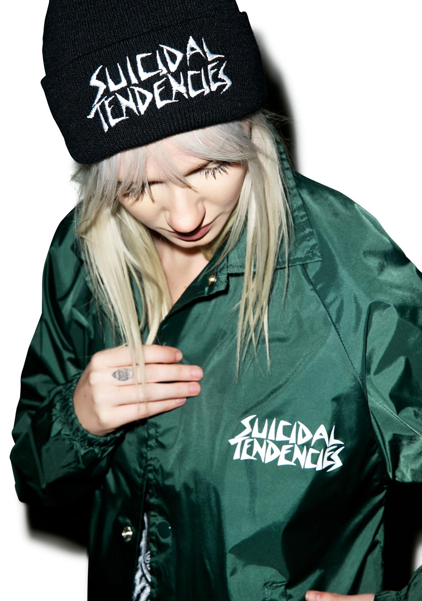 Suicidal Tendencies OG Flip Skull Windbreaker
