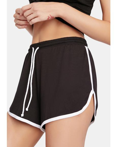 Girls Club Lounge Shorts