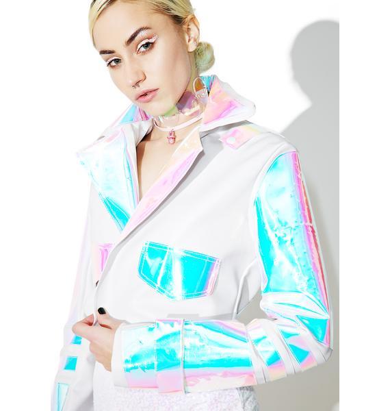 ESQAPE Hologram Jacket