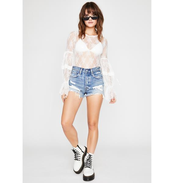 Forever N' Always Lace Bodysuit