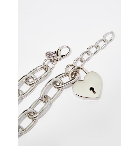 Disturbia Chain Bracelet