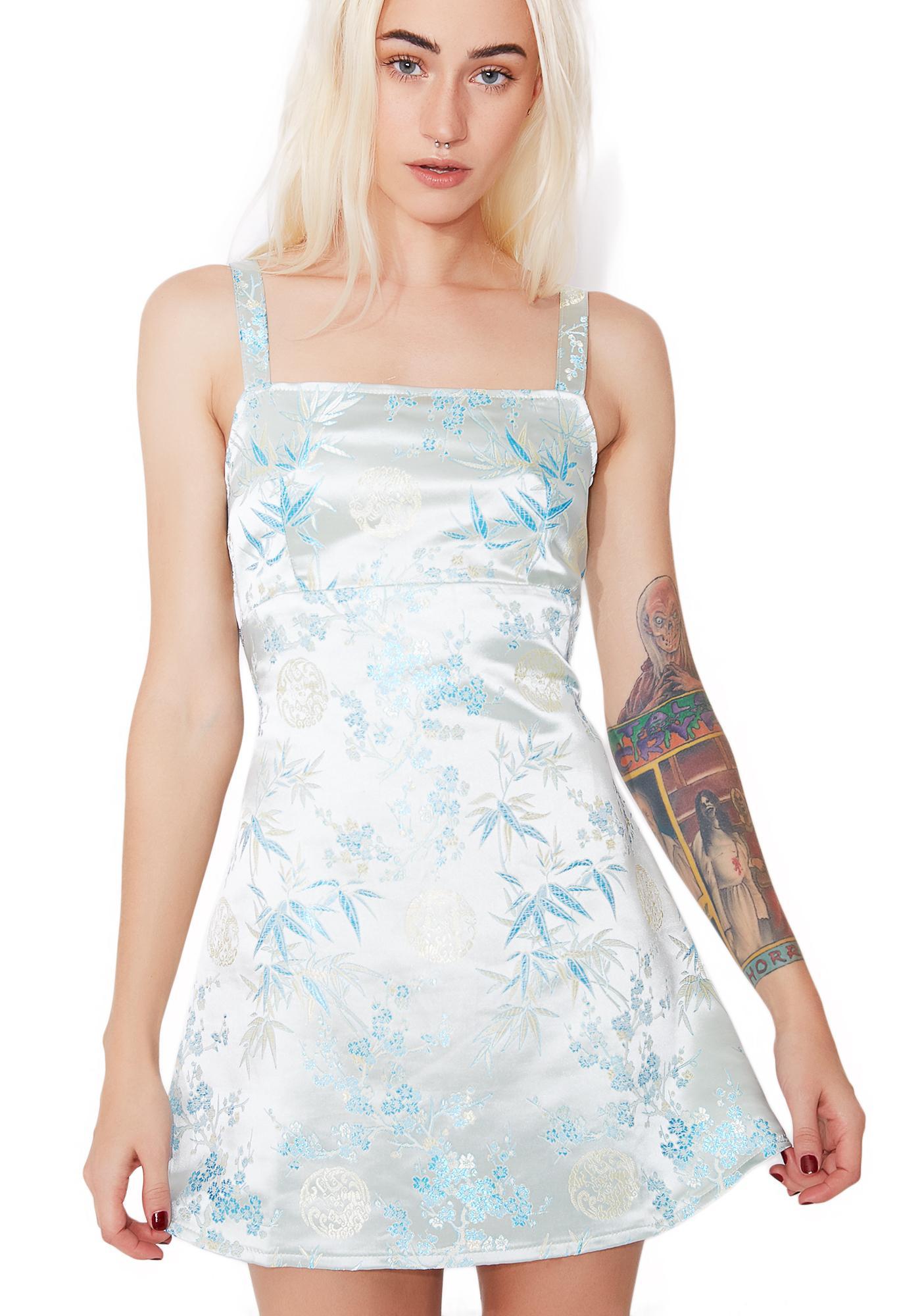 American Vintage Jacquard Dress
