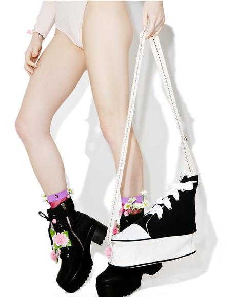 Rowdy New Kickz Crossbody Bag