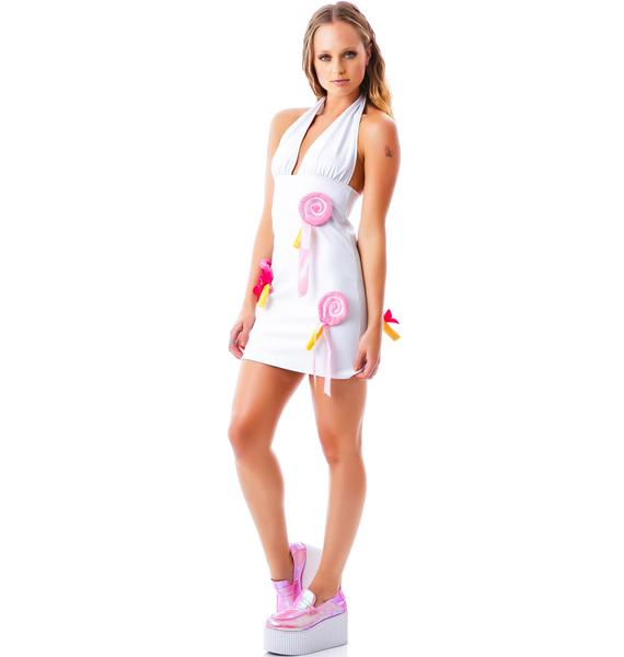 J Valentine Lollipop Dress