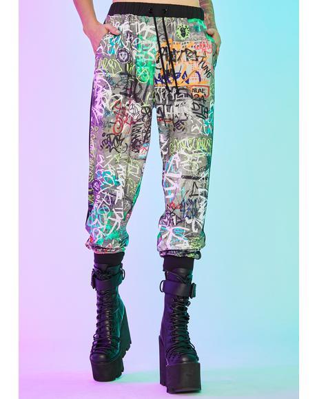Urban Canvas Knit Joggers