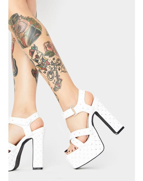 Overnight Delight Quilted Platforms