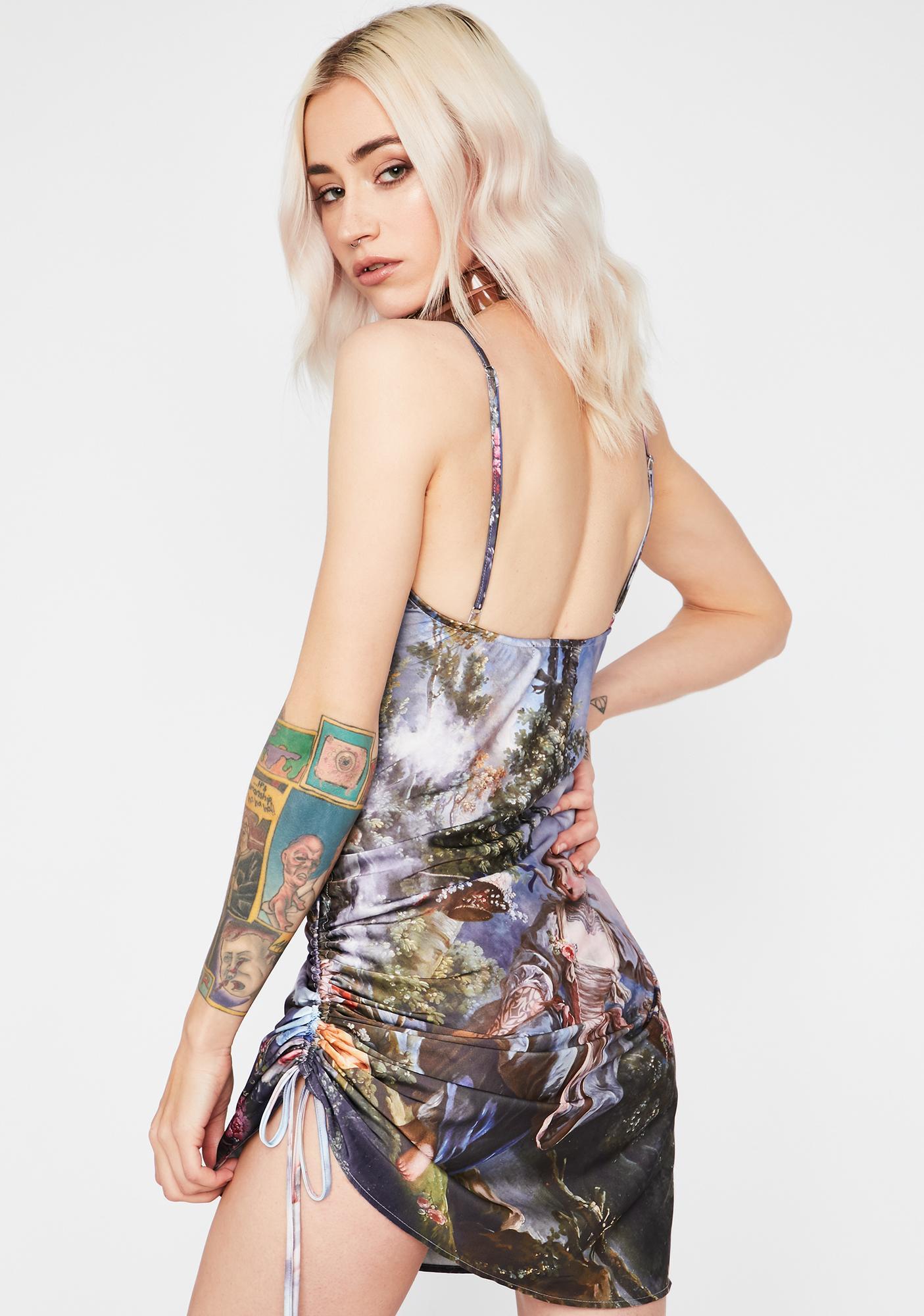 Current Mood Da Vinci's Demons Mini Dress