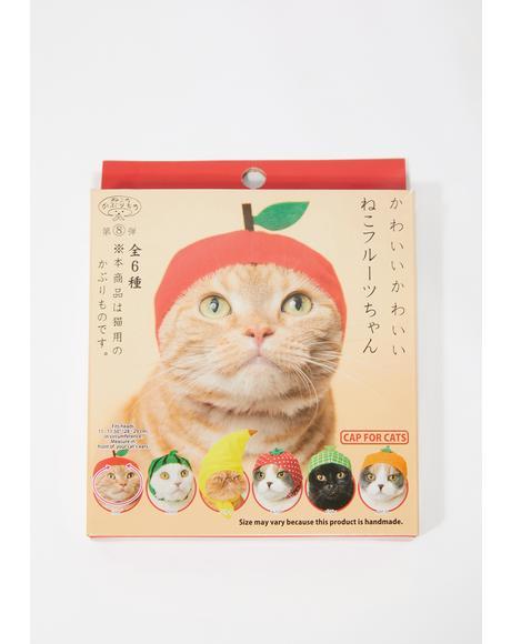 Fruits Cat Cap Mystery Box