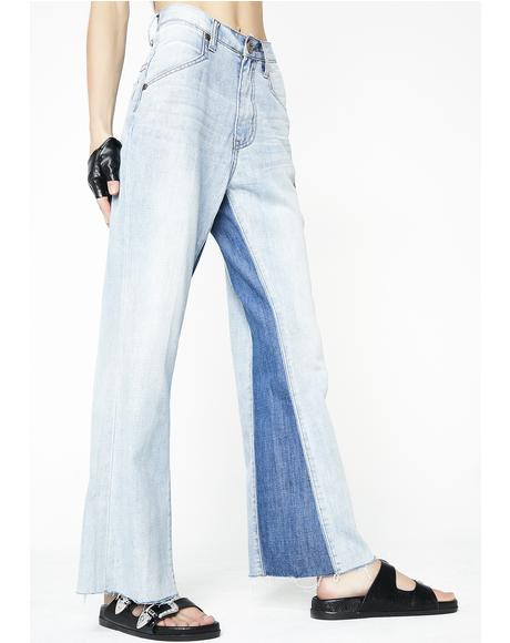 Beach Club Libertines High Waist Jeans