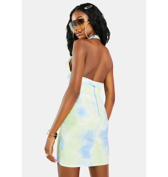 Find Yourself Mini Dress