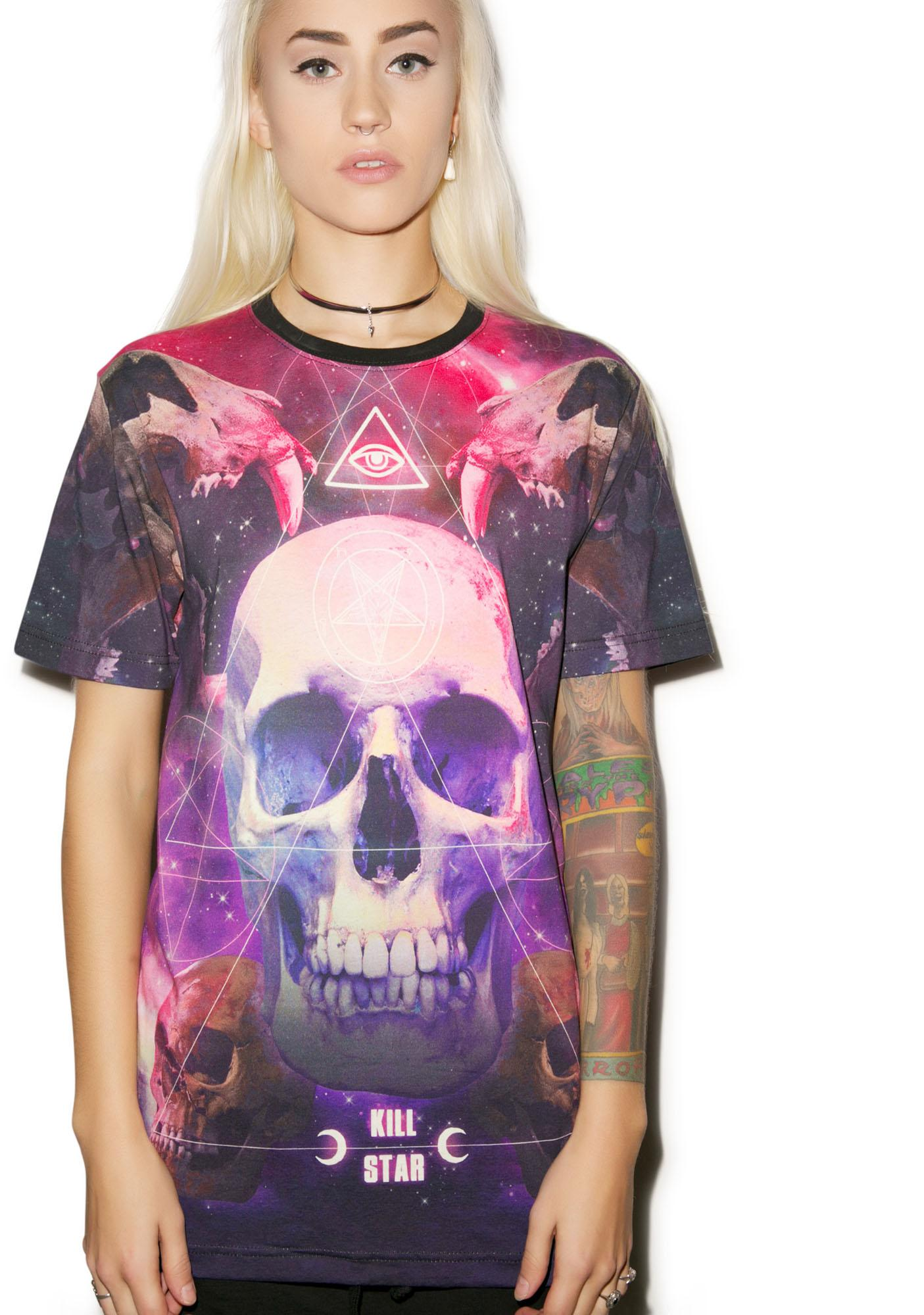 Killstar Ancient Space Tee