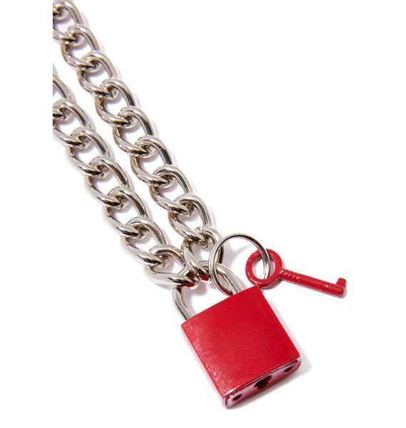 Prisoner Of My Mind Necklace