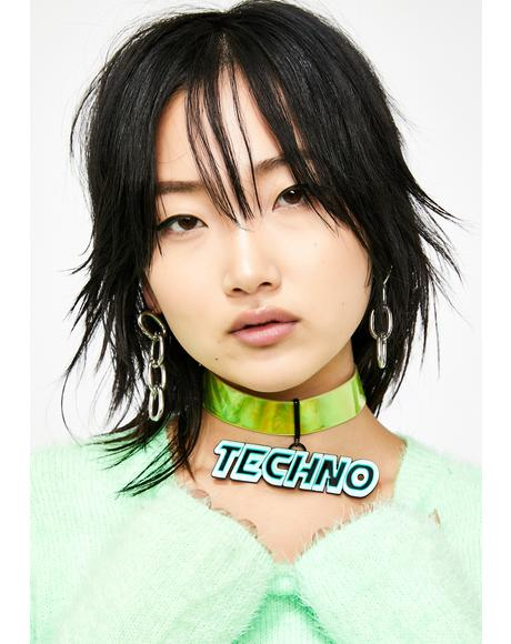 High Voltage Techno Choker