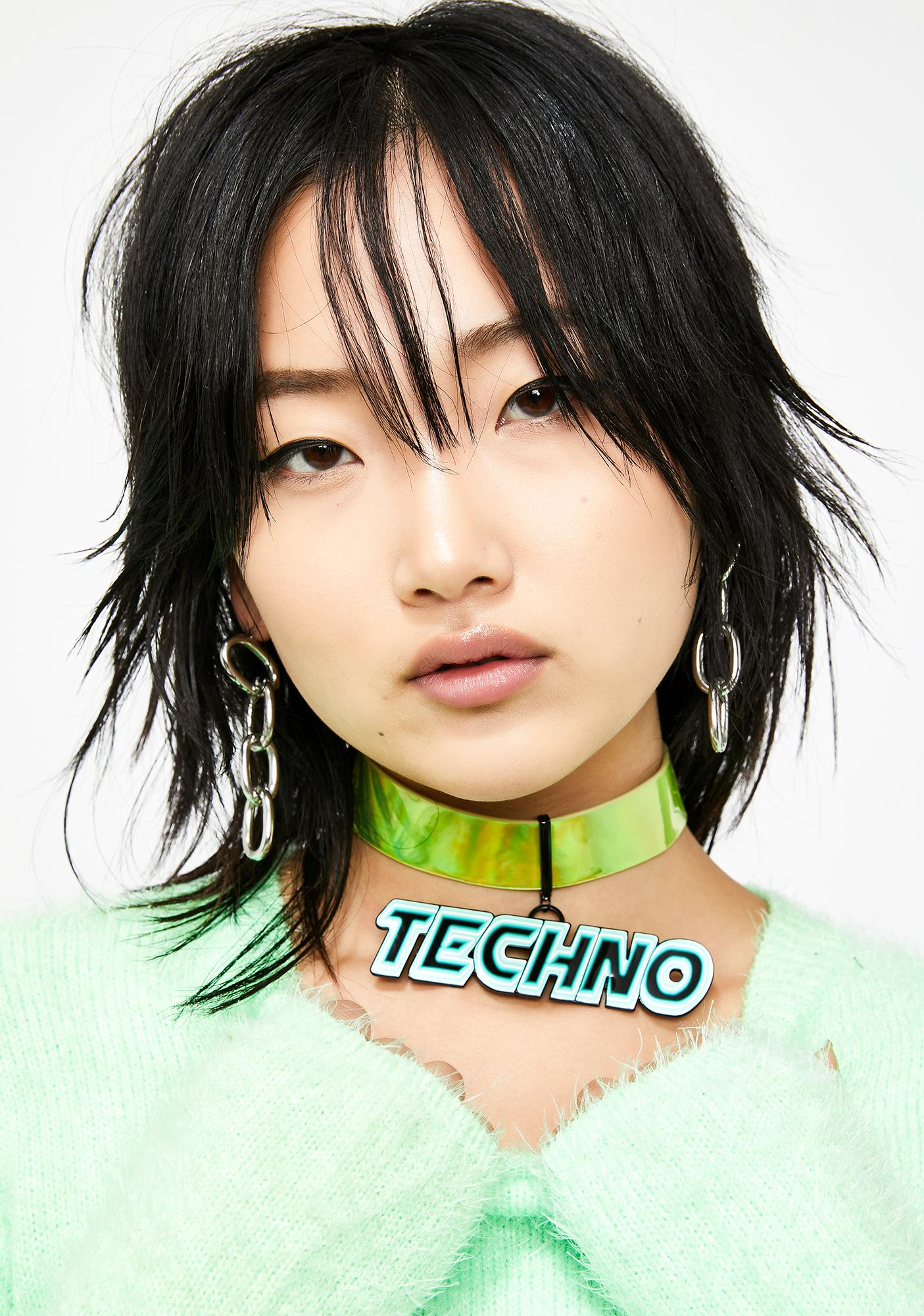 High Voltage Techno Choker