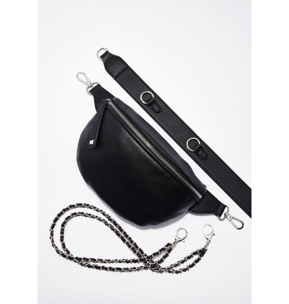 Taking Trips Chain Waist Bag