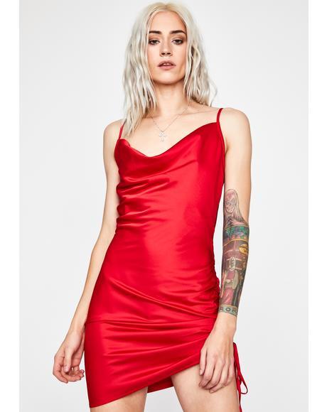 Unbreak My Heart Mini Dress