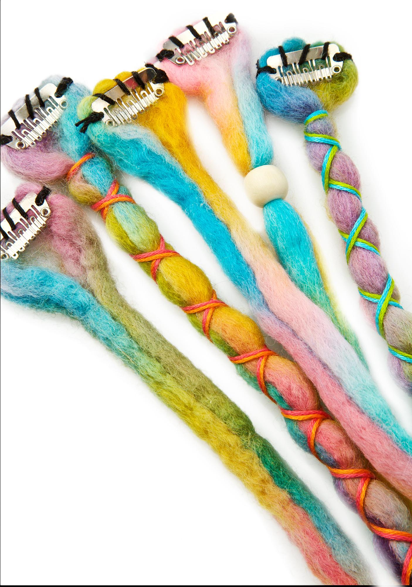 Candy Craze Dreadlock Set