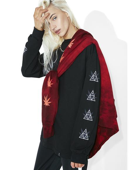 420 Triple Triangle LS Tee