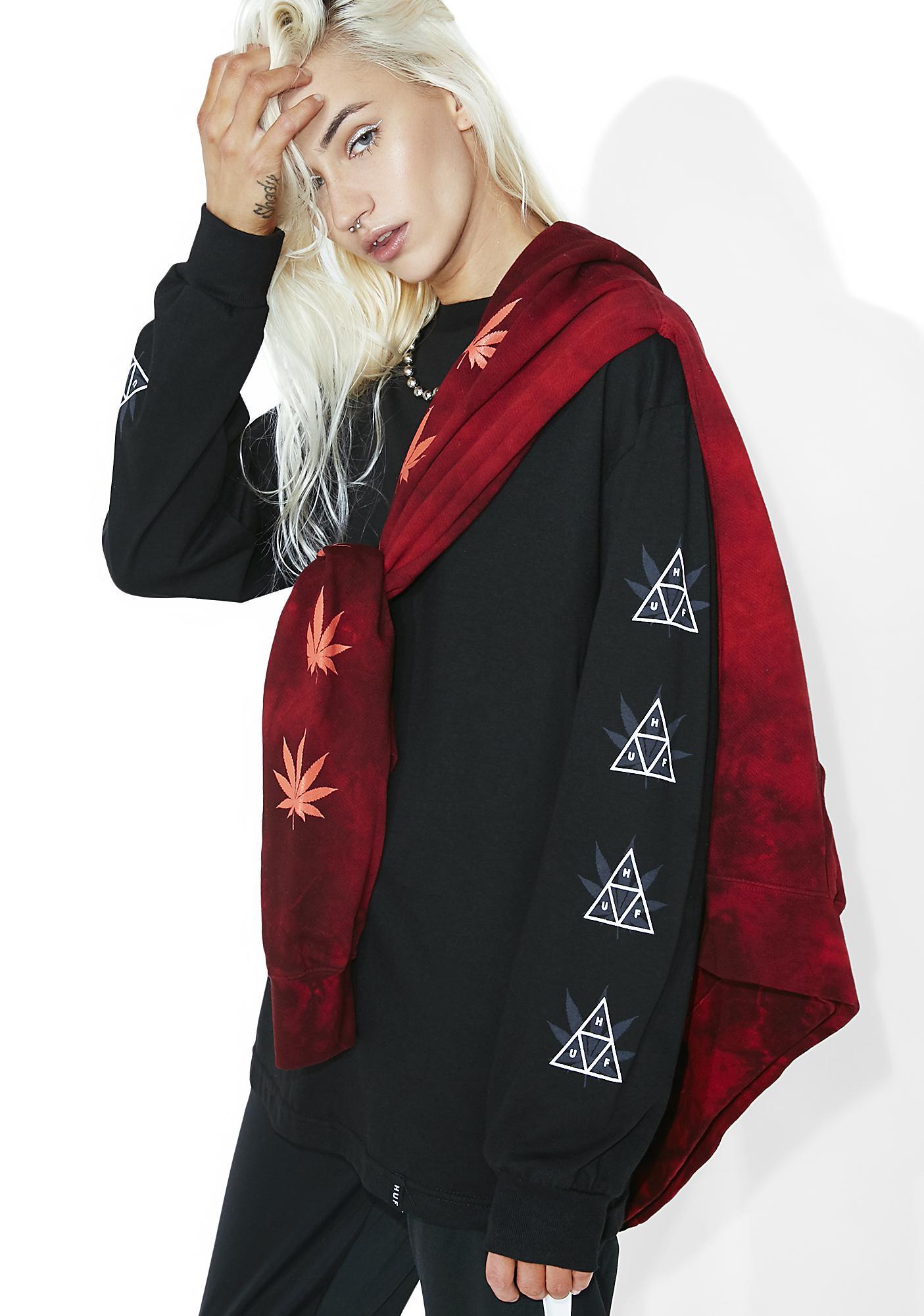 HUF 420 Triple Triangle LS Tee