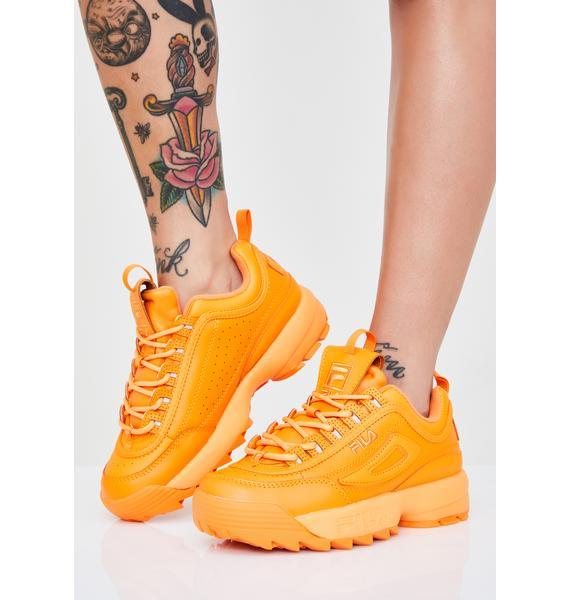 Fila Juicy Disruptor II Premium Sneakers