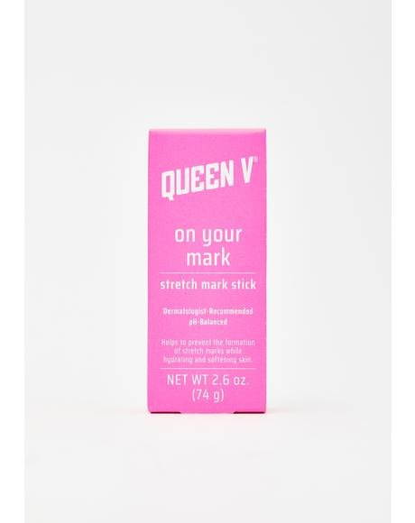On Your Mark Stretch Mark Stick