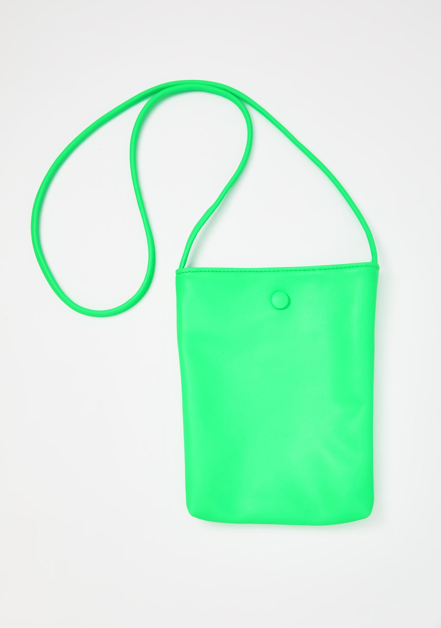 Radioactive Send It Neon Tote Bag