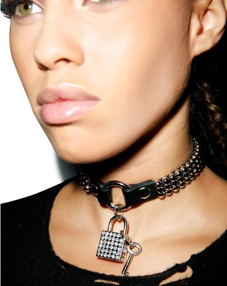 Luvr's Bad Touch Choker