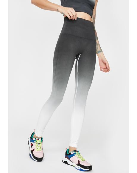 Tidal Energy High Waist Leggings