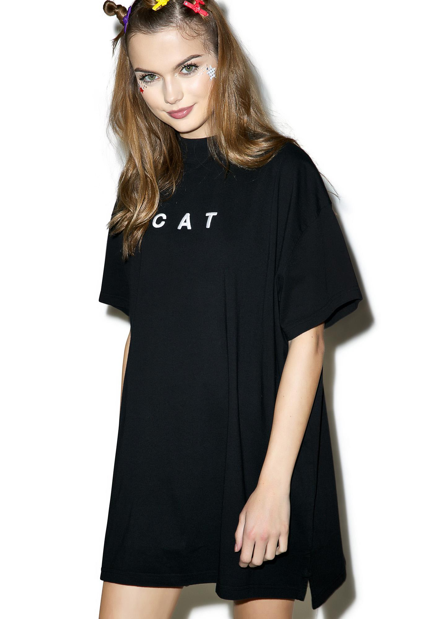 Lazy Oaf I'm A Cat T-Shirt
