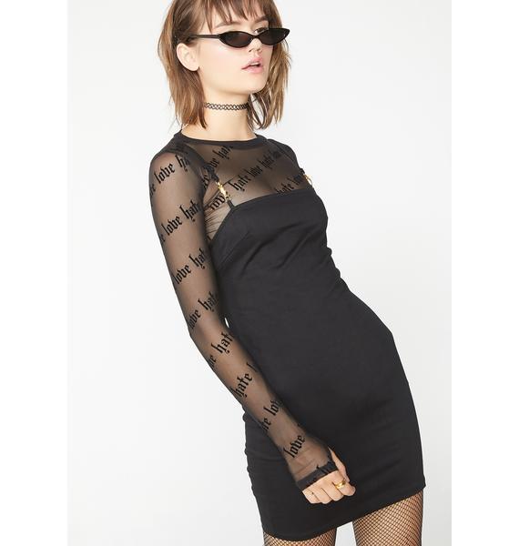 Motel Seldas Bodycon Dress