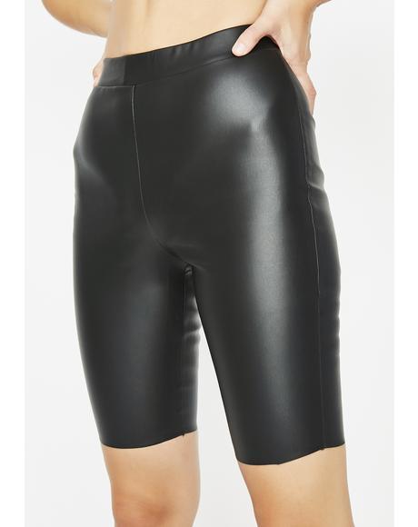 Bitter Sweet Biker Shorts