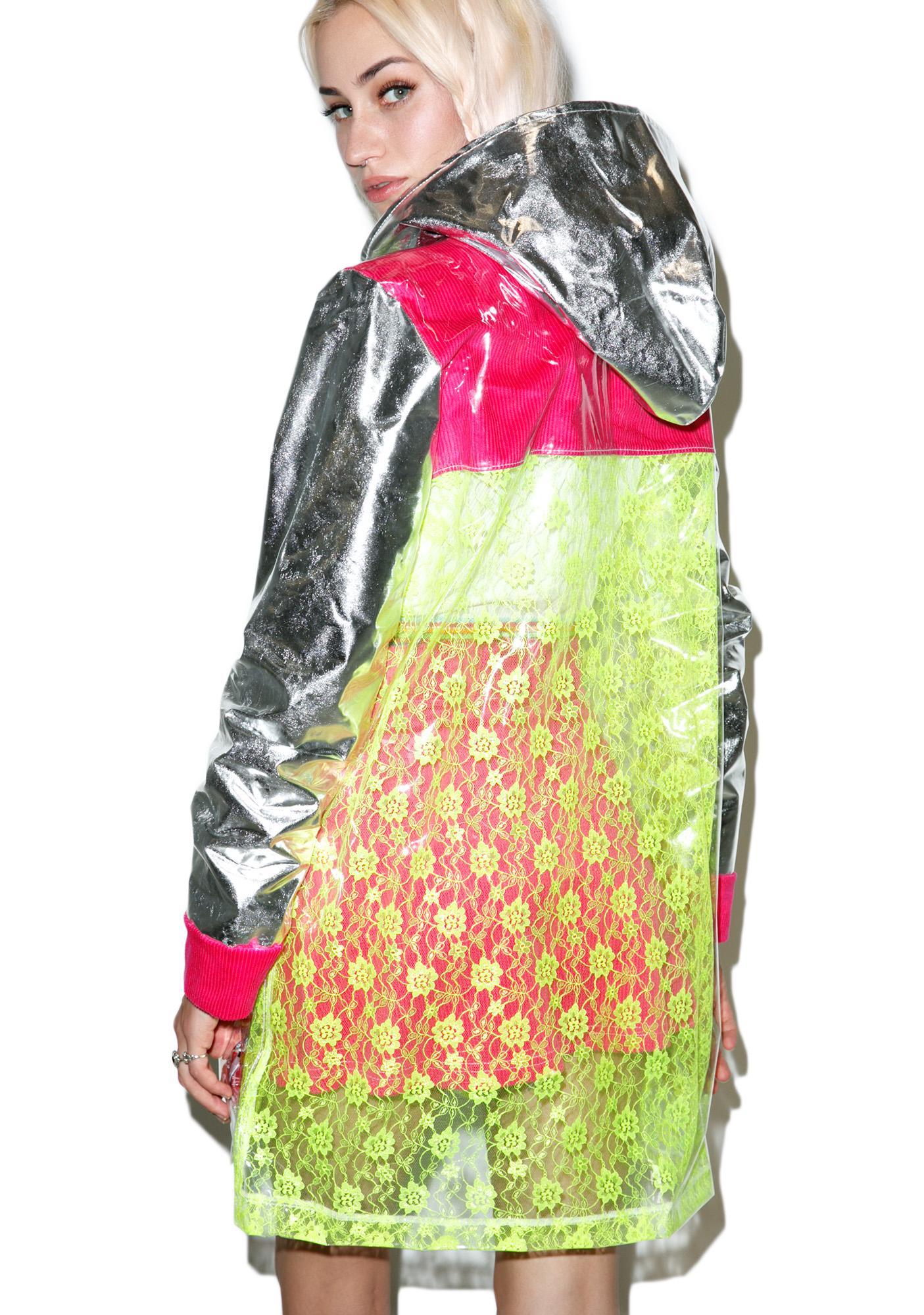 The Ragged Priest Species Jacket