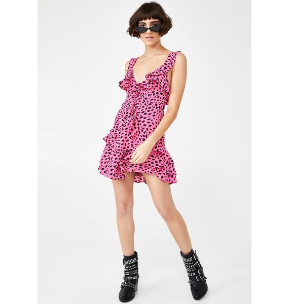 Miss First Date Last Date Mini Dress