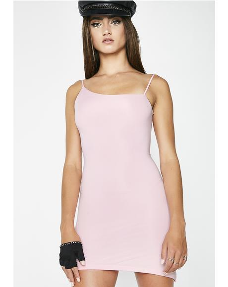 Sweet Not An Angel Asymmetrical Dress