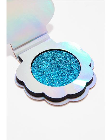 Deeper Glitter Seashell