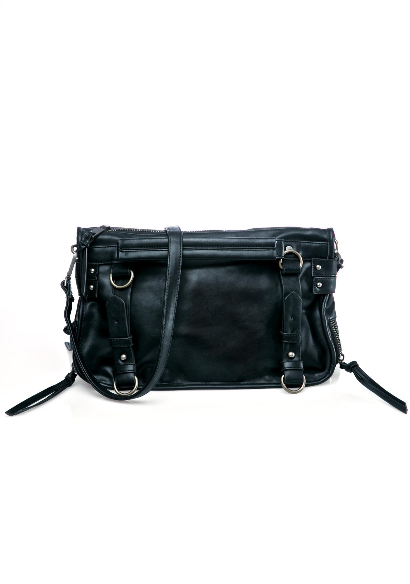 Stormy Skies Crossbody Bag