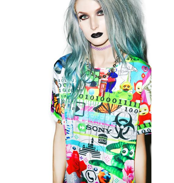 Outernet Oversized Tee